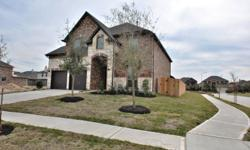 Silverstone Plan By Westin Homes For Sale In Brookshire