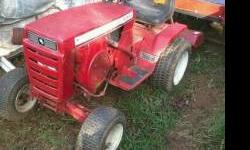 wheel horse with snow blade call 240-367-5842 Location: middletown md