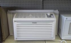 I have 6 window unit air conditioners for sale. Zenith 5000 btu $ 99.00 Pelonis 500 btu $ 99.00 Pelonis 8000 btu $ 119-00 Haier 5000 btu $89.00 Fedders 5200 btu $ 99.00 Fedders 8000 btu $119.00 If int