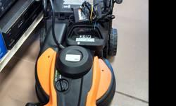The Worx WG775 cordless mower takes the chore out of mowing. The WG7775 is completely cord-free, relying on a removable, rechargeable 24-volt battery and a simple, intuitive ignition system to keep yo