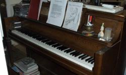 I am a professional church organist, classical pianist, & I also play rock & roll plus all genres of music, I bought this piano new from Claude P. Street in 1982 when I moved to Nashville. This week i