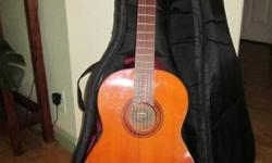 YAMAHA G-50 Acoustic, GUITAR, spruce top, terrific noise, well- made older guitar in great condition. Today's brand-new guitars, at this rate, do not have this quality and noise. Guitar $80. Virtually