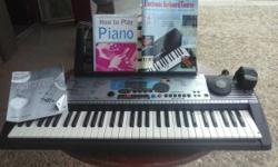 "Great key-board at a fantastic cost to begin finding out with or more?  Yamaha PSR-225g. 61 Key Educational Keyboard with MIDI, Music Sequencer and ""Grand"" Piano Sound (YAMAHA PSR225GM) Lots of learni"
