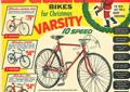 world famous Schwinn varsity all original 10 speed 60s
