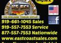 2014 Carolina Cargo 5x8 Enclosed Trailer