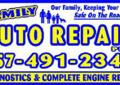 FAMILY AUTO REPAIR PLUS 491-2345