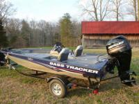 2013 Bass Tracker 175 TF Pro Team with 60 Hp Mercury