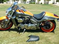 ..;;2008, Custom, M109R. Many upgrades to this