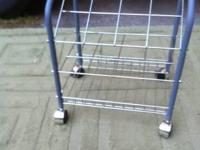 Different small meal rolling cart-shelf asking - $10.00