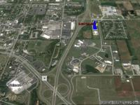 HIGHLY desirable 5.691 acre parcel for your business or
