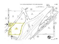 3 specific parcels on(1) deed totaling 10.10 acres.