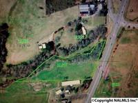 Location Location Location This 4.65 +/- acres is in a