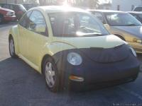 Volkswagen New Beetle 2Gs-b_F Automatic Yellow 151,000