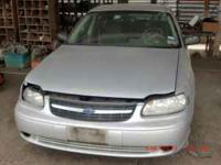 01 Chevy Malibu V6 good egine and automatic