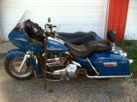 2001 1450cc Harley Davidson FLTRI Road Glide with