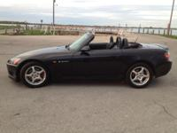 01' Honda S2000. 76,000 Far. Rear Looter. Front wind