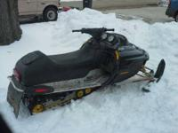 I have an 01 mxz 800 sled is in good shape overall. has