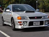 --- [For Sale Information] --- Year: 2001 Make: Subaru