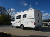 2001 Trail-Lite Class B Plus Motor home 21 feet Chevy