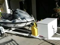01 Yamaha Wave Runer 1200 XLT. Only 40 hours, used in