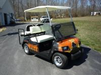 2001 Yamaha 4 Passenger w/ Custom Wrap Military Theme