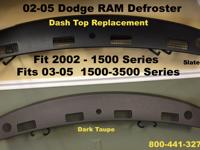 Dodge RAM Defroster DASH Replacement Top  Great Choice