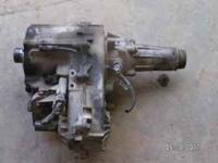 We have for sale the Transfer Case $100.00, Front Drive