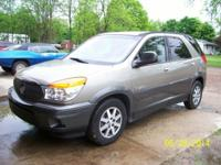 Hello, I am offering my 2002 Buick Rendezvous with 238k