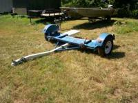 02 TCA Car Dolly for sale Has Good Tires and Great