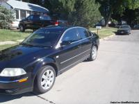 I have a 02 Passat GLX for sale, I have recently