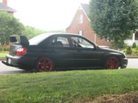 Up for sale is an amazing 2002 Subaru WRX with an 05