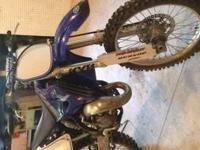 I have very nice 2002 yz125 that runs great has a fresh