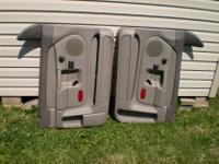 02-08 Dodge Ram 1500 2500 3500 Truck Door PanelS POWER