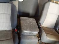 Have front and back seats, carpeting off of 2500 Ram PU