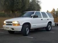 Beautiful well maintained Chevy Blazer Clear Title, 2nd