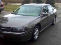 2003 Chevy impala. 152000 miles runs great newer tires.