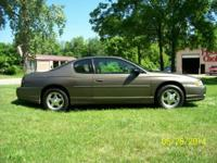 I am selling my 2003 Chevy Monte Carlo LS. This car is