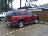 For sale is a 2003 Chevrolet Tahoe with only 93,000