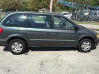 '03 Dodge Caravan: Automatic transmission, power