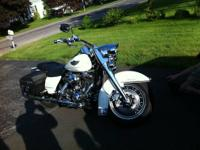 03 road king with 18k miles kept in excellent