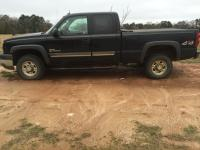 '04 Chevy Silverado 2500hd 4x4 duramax diesel with