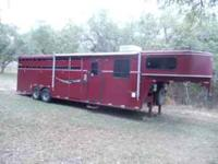 10 ft. camper sleeps 4 in front w/ full bath, furnace,