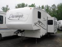 We have a 2004 29ft Durango 5th wheel Bunk House camper