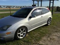 Clean Texas title, 101k miles 2004 Ford Focus SVT 6