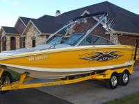 Here's your chance to have the best wakeboard boat on
