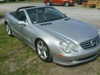Clean clean clean ! 2004 Mercedes sl500! 88000 miles!