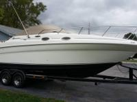 2004 SEA RAY 260 SUNDANCER , 260Address: 2019 N.