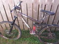 2004 Transition Freeride Mountain Bike for sale. -Full