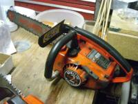 "046 Magnum Stihl Chainsaw, new 24"" bar & chain, saw is"