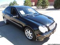 THIS IS A VERY NICE 2004 MERCEDES BENZ WITH ONLY 94,694